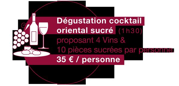 Atelier Dégustation vin Le Pouliguen La Baule Pornichet